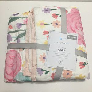 Pottery Barn Baby Flora Quilt